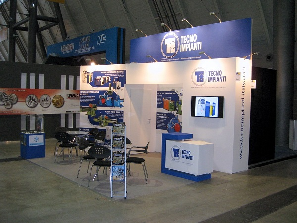 Fasteners Fair Stoccarda 2013