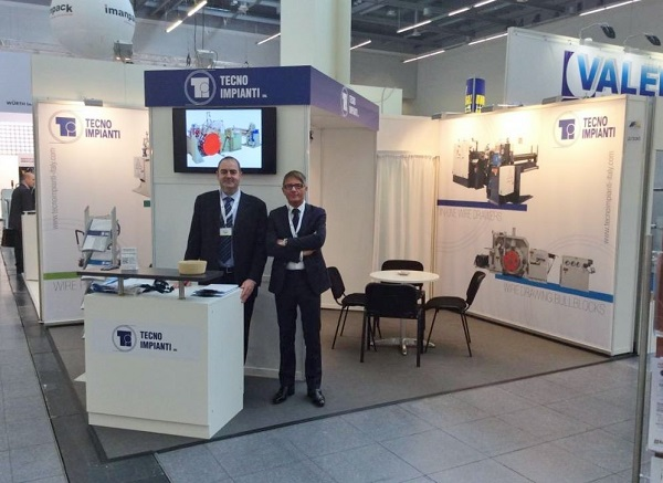 Fasteners Fair Stoccarda 2015